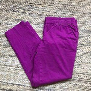 J Crew women's Capri pants
